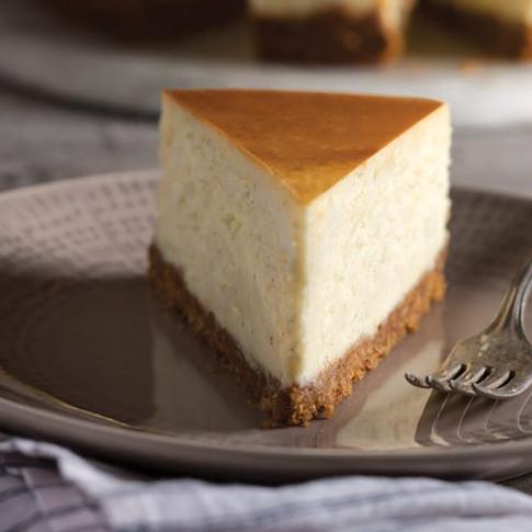 New York Baked Cheesecake