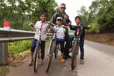 Countryside Children, Vietnam