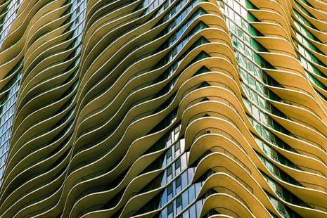 Building Patterns in Chicago, IL 2017