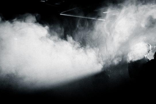 Man In Cloud