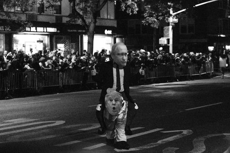 NYC Village Halloween Parade 2017