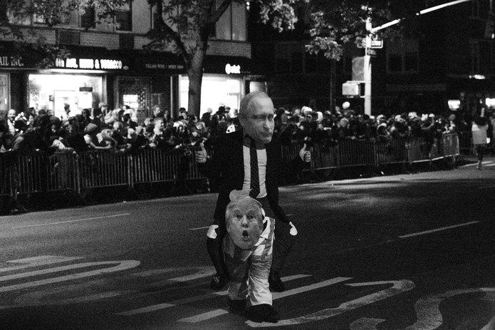 NYC Village Halloween Parade 2017