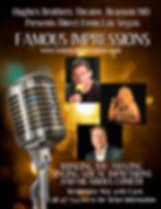 Famous Impressions - Branson Flyer Revis
