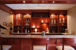 Bar transformation Basement Bar