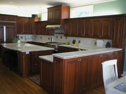 Dark Kitchen Remodel