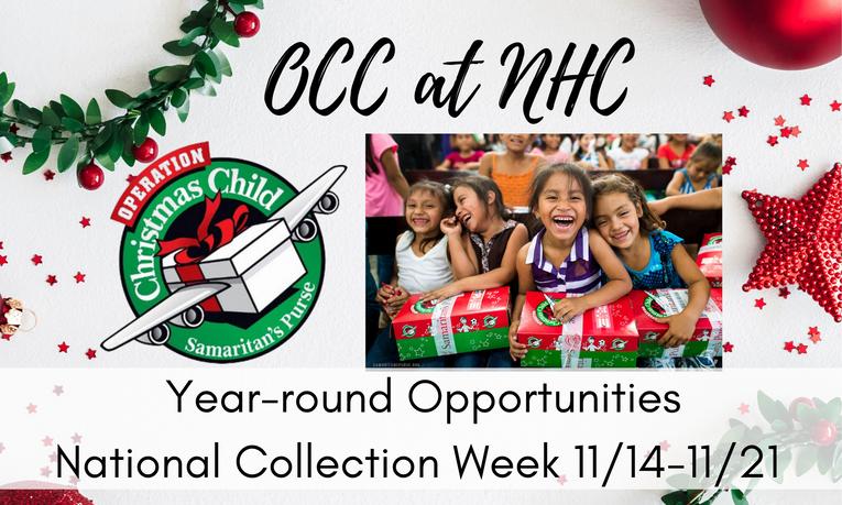 OCC at NHC