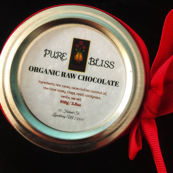 Pure Bliss Superfood Raw Chocolate