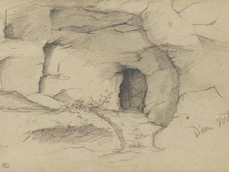 La grotte de la Dame Verte