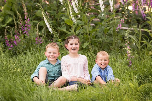 Rochelle Dillon Family Portrait