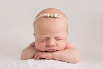 Newborn portrait rochelle dillon photogr