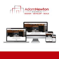 ADAM NEWTON HOMES WEBSITE
