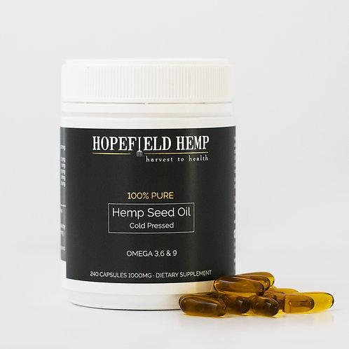 HEMP OIL CAPSULES - 240