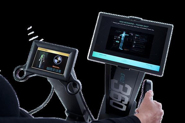 HKM Body scan machine