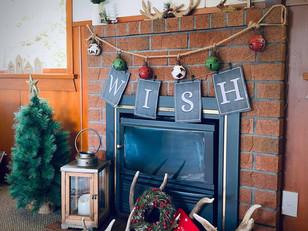 CHRISTMAS WISH GARLAND