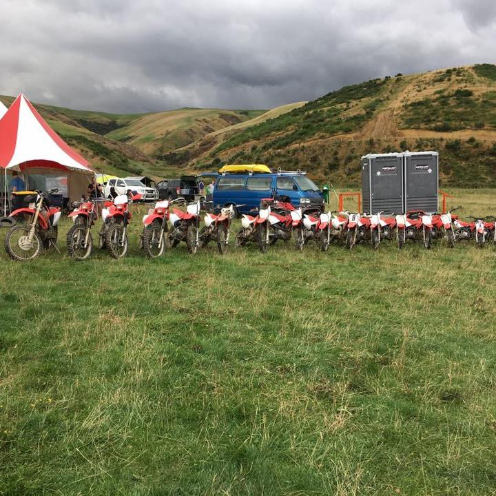 Waikaia School Trail Bike Ride 2020