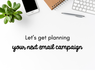 DON'T FORGET THESE 10 THINGS BEFORE YOU PRESS SEND ON YOUR NEXT EMAIL CAMPAIGN