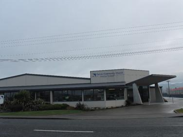 Commercial-Calvin Presbyterian Church Ex