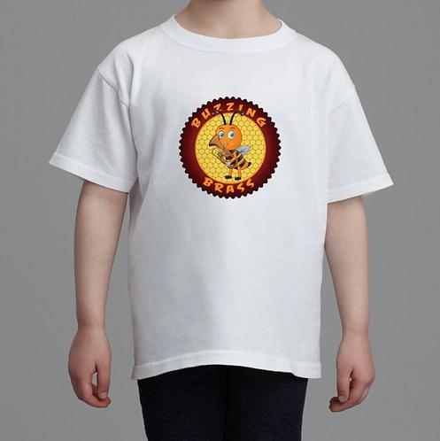 Buzzing Brass T-Shirt (Kids)