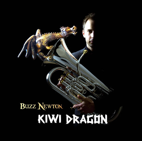 Kiwi Dragon (CD Album)
