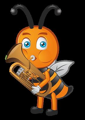 Buzzing Brass Euphonium