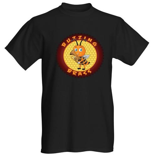 Buzzing Brass T-Shirt (Basic)