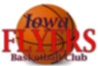 Iowa Flyers Basketball Logo 2 - SMALL.JP