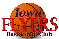 Iowa Flyers Basketball Logo 2 - SMALL.JP