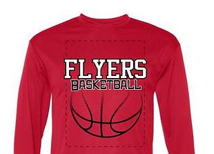 Flyers Basketball LS Shirt.JPG