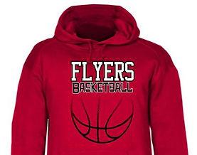 Flyers Basketball Sweatshirt.JPG