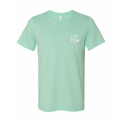 Mint Don't Stop the Movement Shirt