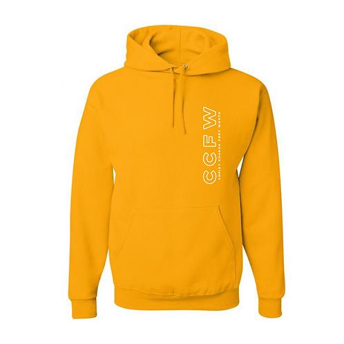 Gold Transform Hoodie