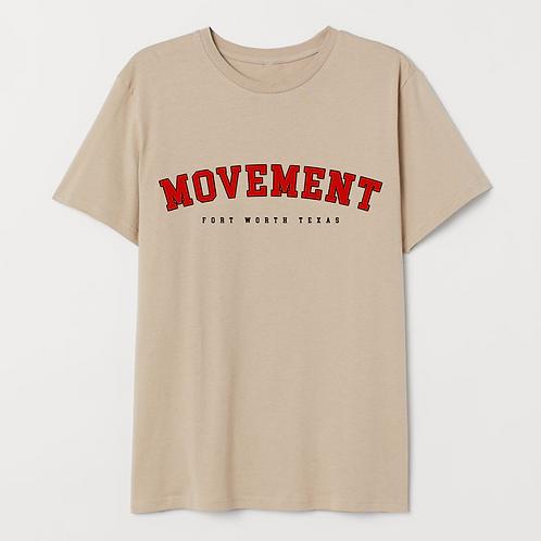 Tan Movement Collegiate