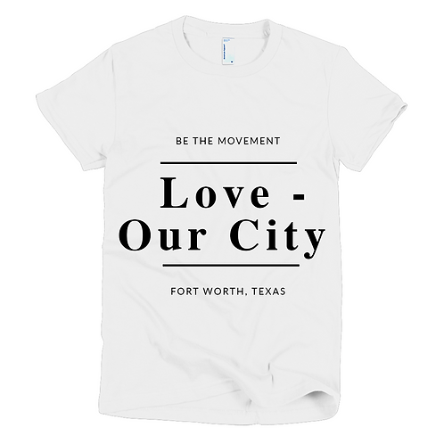 Love Our City Shirt