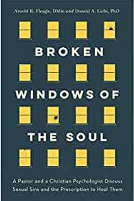 Broken Windows of the Soul Book