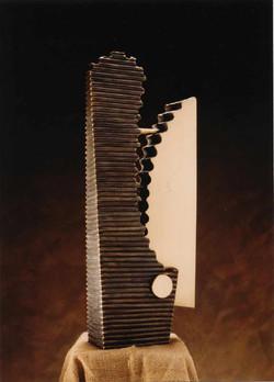 Luciano Castellano - _EQUILIBRI_  70 x 26 x 9 cm_