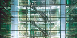 helical stair design