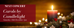 Christmas by Candlelight December 2017