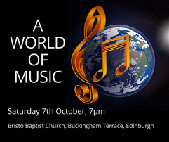A world of music October