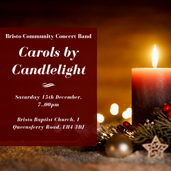 Carol by Candlelight December 2018