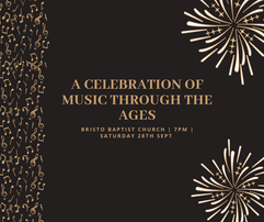 Music through the ages September 2019