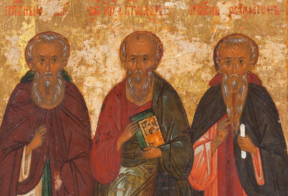 Bedeutendes Tabletka, Nowgorod, um 1500