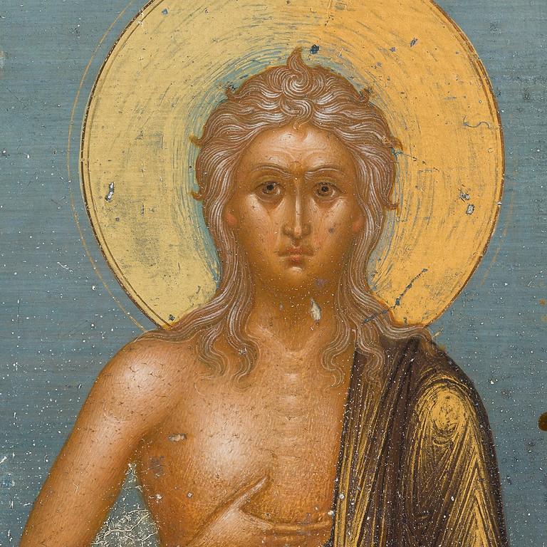 BEDEUTENDE RUSSISCHE & GRIECHISCHE IKONEN | RUSSISCHE KUNST