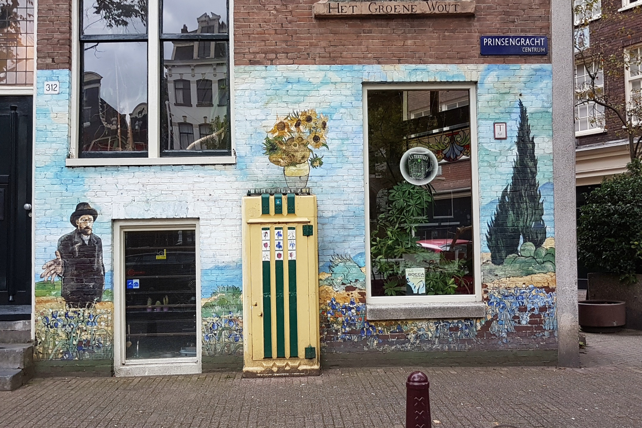 Van Gogh on Princengracht