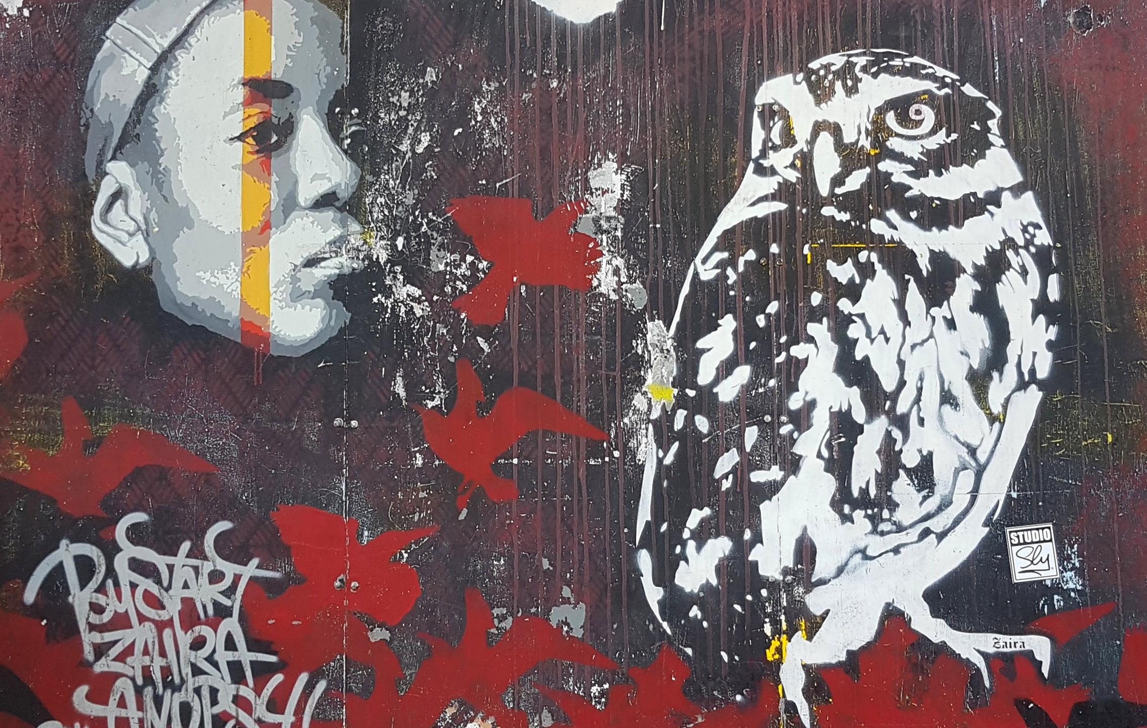 Work found on Korte Prinsengracht