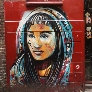 A Look into Amsterdam's Urban Art Scene