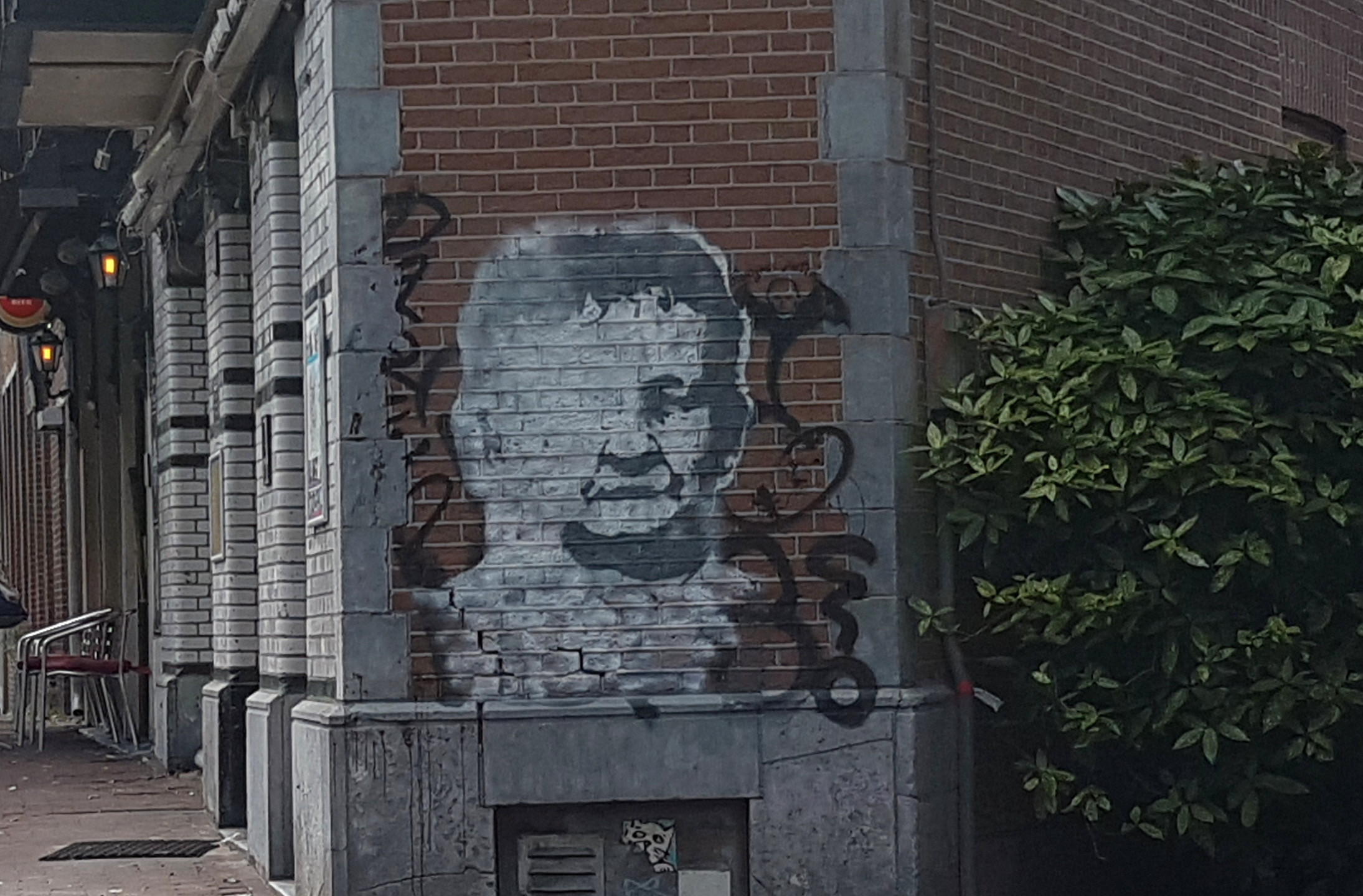 Work found on Prinsengracht