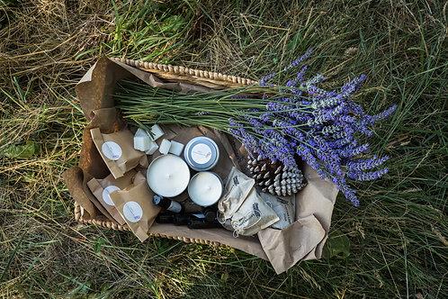 Lavender variety box