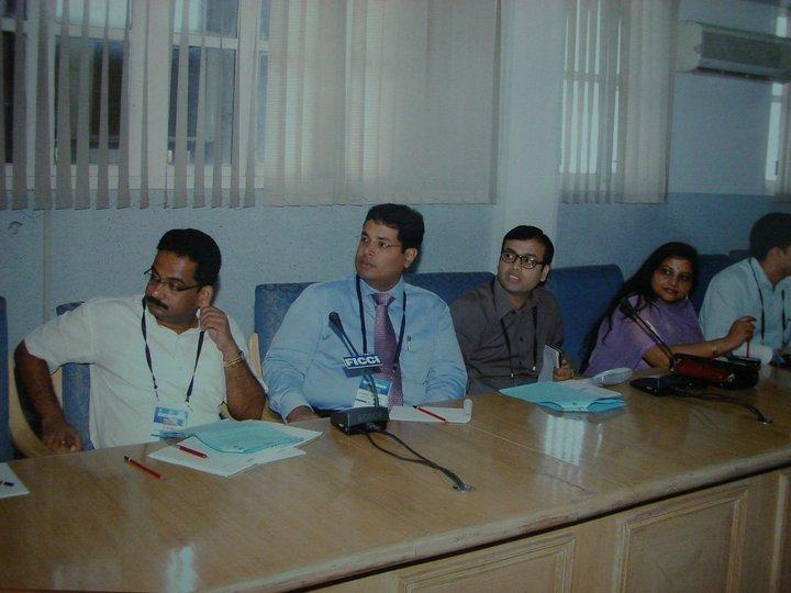 Dr Kurien @ Delhi