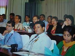 Dr Kurien @ International Conference
