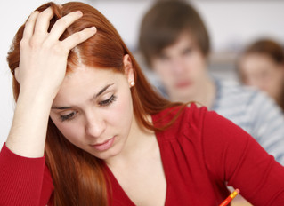 Teenage Stress